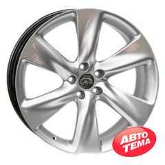 Купить Wheels Factory WIF1 SILVER R21 W9.5 PCD5x114.3 ET51 DIA66.1