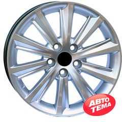 Купить Wheels Factory WLS1 HYPER SILVER R17 W7 PCD5x114.3 ET45 DIA60.1