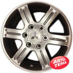 ZD WHEELS 730 GM - Интернет магазин шин и дисков по минимальным ценам с доставкой по Украине TyreSale.com.ua