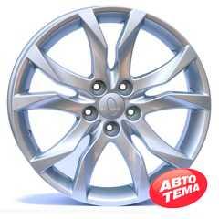 Купить Wheels Factory WLR2 SILVER R17 W7 PCD5x108 ET45 DIA63.4