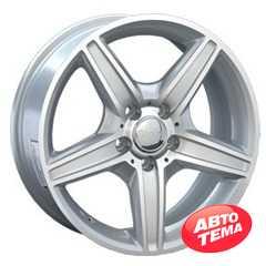 Купить ZD WHEELS M709 B HSMF R17 W7.5 PCD5x112 ET35 DIA66.6