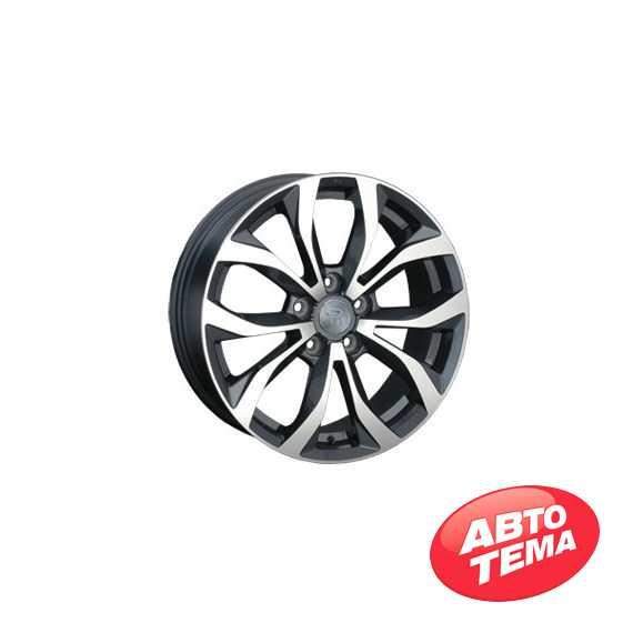 ZD WHEELS 562 GM - Интернет магазин шин и дисков по минимальным ценам с доставкой по Украине TyreSale.com.ua