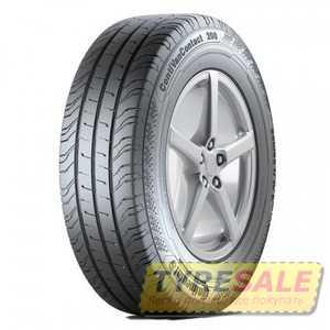Купить Летняя шина CONTINENTAL ContiVanContact 200 215/60R17C 109T