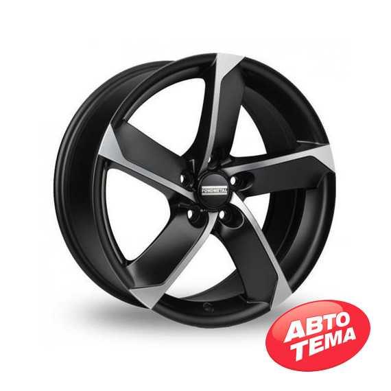 FONDMETAL 7900 Black polished - Интернет магазин шин и дисков по минимальным ценам с доставкой по Украине TyreSale.com.ua