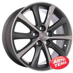 ZD WHEELS ZY667 GMF - Интернет магазин шин и дисков по минимальным ценам с доставкой по Украине TyreSale.com.ua