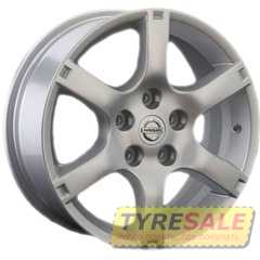 Купить ZD WHEELS 569 GM R17 W7.5 PCD5x114.3 ET45 DIA66