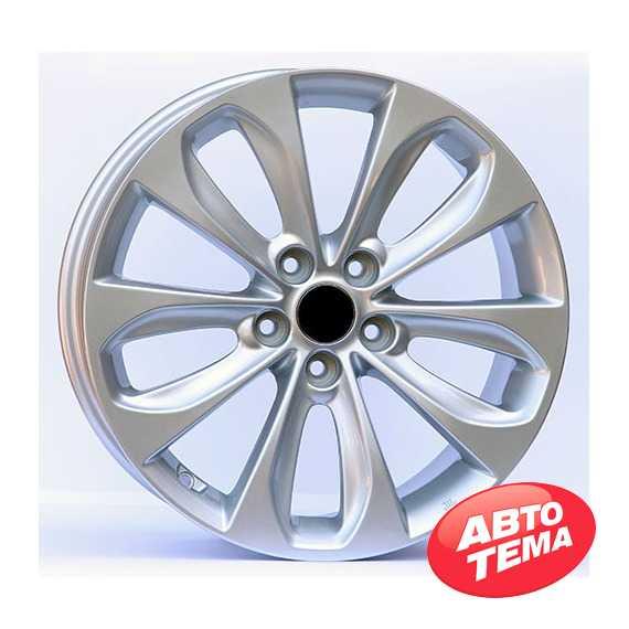 Wheels Factory WHD3 SILVER - Интернет магазин шин и дисков по минимальным ценам с доставкой по Украине TyreSale.com.ua