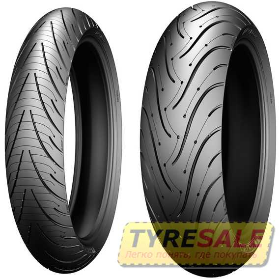 MICHELIN Pilot Road 3 - Интернет магазин шин и дисков по минимальным ценам с доставкой по Украине TyreSale.com.ua
