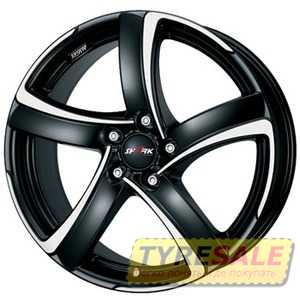 Купить ALUTEC Shark Black R20 W8.5 PCD5x112 ET70 DIA70.0