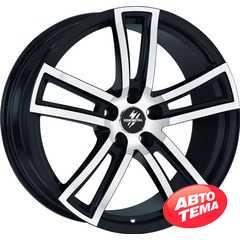FONDMETAL Tech 6 Black Polished Naked - Интернет магазин шин и дисков по минимальным ценам с доставкой по Украине TyreSale.com.ua