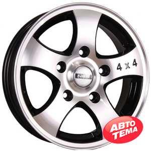 Купить TECHLINE 641 BD R16 W7 PCD5x139.7 ET35 DIA98