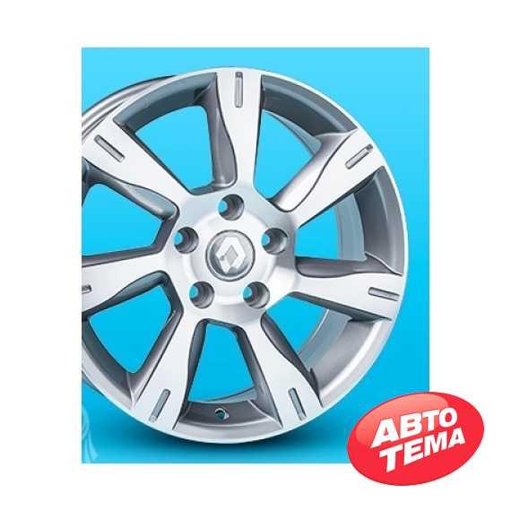 REPLICA Renault AR437 GF - Интернет магазин шин и дисков по минимальным ценам с доставкой по Украине TyreSale.com.ua