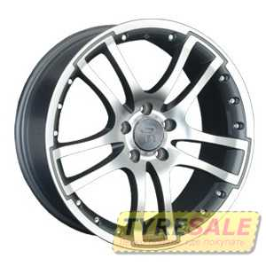 Купить REPLAY MR42 GMF R17 W7.5 PCD5x112 ET47 DIA66.6