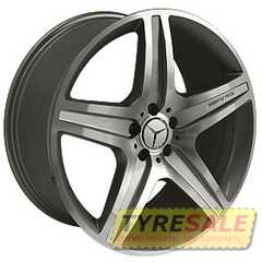 Купить REPLICA MR968 SF R21 W10 PCD5x112 ET46 DIA66.6