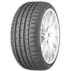Купить Летняя шина CONTINENTAL ContiSportContact 3 215/40R17 87Y