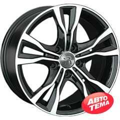 Купить REPLAY B177 BKF R17 W7.5 PCD5x120 ET34 DIA72.6