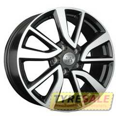 Купить REPLAY NS146 BKF R17 W7 PCD5x114.3 ET40 DIA66.1