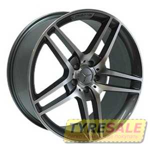 Купить REPLICA MR844 GMF R20 W9.5 PCD5x112 ET43 DIA66.6