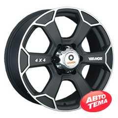 Купить VIANOR VR33 MBF R18 W7.5 PCD6x139.7 ET25 DIA106.1