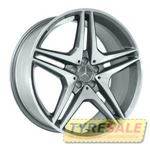 Купить REPLICA MR800 GMF R20 W8.5 PCD5x112 ET43 DIA66.6