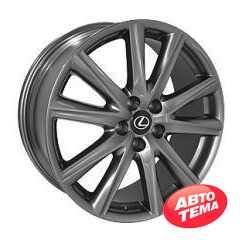 Replica LX 823 Gray - Интернет магазин шин и дисков по минимальным ценам с доставкой по Украине TyreSale.com.ua