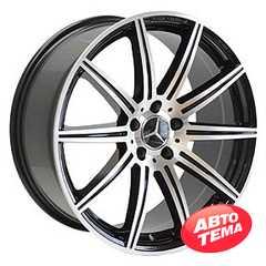 Replica MR 857 MBF - Интернет магазин шин и дисков по минимальным ценам с доставкой по Украине TyreSale.com.ua