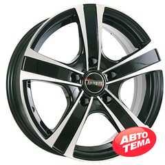 Купить TECHLINE 619 BD R16 W6.5 PCD5x110 ET37 DIA65.1