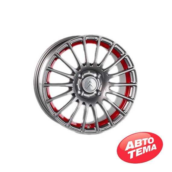 REPLICA Citroen JT1288 GM1d1RE - Интернет магазин шин и дисков по минимальным ценам с доставкой по Украине TyreSale.com.ua