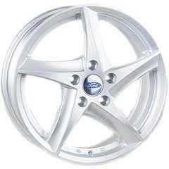 REPLICA Ford JT 1434 Silver - Интернет магазин шин и дисков по минимальным ценам с доставкой по Украине TyreSale.com.ua