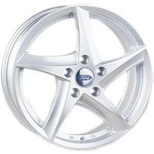 Купить REPLICA Ford JT 1434 Silver R15 W6 PCD5x108 ET52.5 DIA63.4