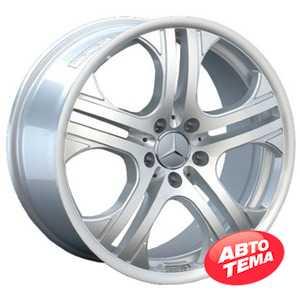Купить REPLICA Mercedes AR 393 Silver R20 W9 PCD5x130 ET45 DIA84.1