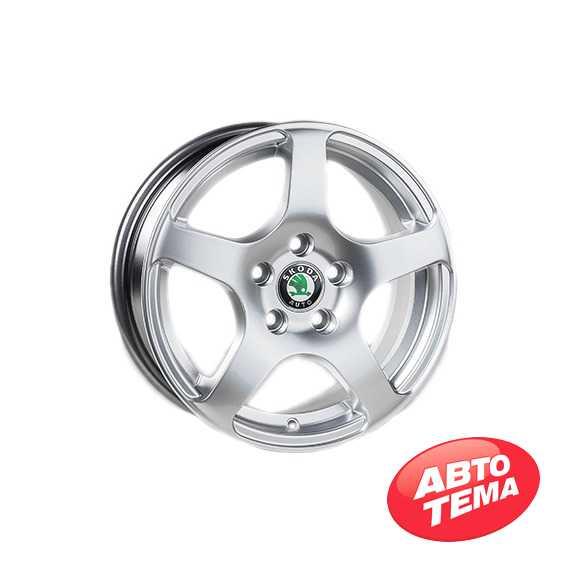 REPLICA Skoda JT 1231 HS - Интернет магазин шин и дисков по минимальным ценам с доставкой по Украине TyreSale.com.ua