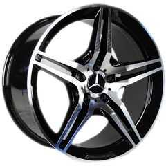 REPLICA Mercedes D5009 MB - Интернет магазин шин и дисков по минимальным ценам с доставкой по Украине TyreSale.com.ua