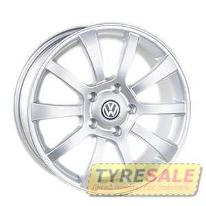 Купить REPLICA Volkswagen JT1098 Silver R18 W8 PCD5x130 ET45 DIA71.6
