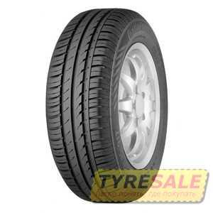 Купить Летняя шина CONTINENTAL ContiEcoContact 3 185/65R15 88T
