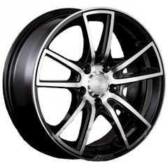 Купить RW (RACING WHEELS) H-411 BK/FP R16 W7 PCD5x110 ET35 DIA65.1