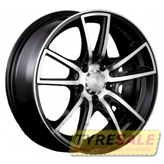 RW (RACING WHEELS) H-411 BK/FP - Интернет магазин шин и дисков по минимальным ценам с доставкой по Украине TyreSale.com.ua