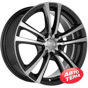Купить RW (RACING WHEELS) H-346 GM/FP R15 W6.5 PCD4x100 ET40 DIA67.1