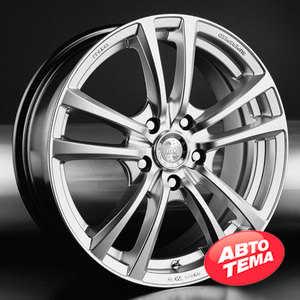 Купить RW (RACING WHEELS) H-346 HPT R17 W7 PCD5x112 ET45 DIA73.1