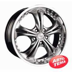RW (RACING WHEELS) H-204 CBG/ST - Интернет магазин шин и дисков по минимальным ценам с доставкой по Украине TyreSale.com.ua