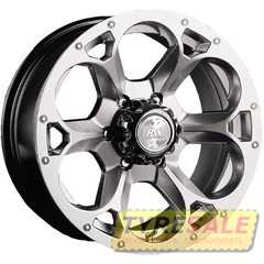 Купить RW (RACING WHEELS) H-276 C R17 W8 PCD6x139.7 ET20 DIA108.2