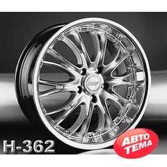 RW (RACING WHEELS) H-362 HPT-DP - Интернет магазин шин и дисков по минимальным ценам с доставкой по Украине TyreSale.com.ua