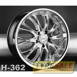 Купить RW (RACING WHEELS) H-362 HPT-DP R18 W8 PCD5x120 ET45 DIA74.1