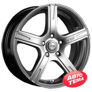 Купить RW (RACING WHEELS) H-372 BK-F/P R15 W6.5 PCD5x100 ET40 DIA73.1