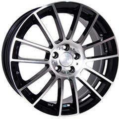 Купить RW (RACING WHEELS) H-408 BK/FP R17 W7.5 PCD5x112 ET35 DIA73.1