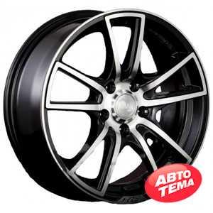 Купить RW (RACING WHEELS) H-411 BK/FP R16 W7 PCD4x114.3 ET35 DIA73.1