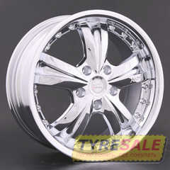 Купить RW (RACING WHEELS) H-302 C R17 W7 PCD5x114.3 ET40 DIA73.1
