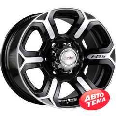 RW (RACING WHEELS) H-427 BK/FP - Интернет магазин шин и дисков по минимальным ценам с доставкой по Украине TyreSale.com.ua