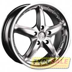 RW (RACING WHEELS) H-303 DB/ST - Интернет магазин шин и дисков по минимальным ценам с доставкой по Украине TyreSale.com.ua
