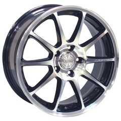 RW (RACING WHEELS) H-422 BK-LRD - Интернет магазин шин и дисков по минимальным ценам с доставкой по Украине TyreSale.com.ua